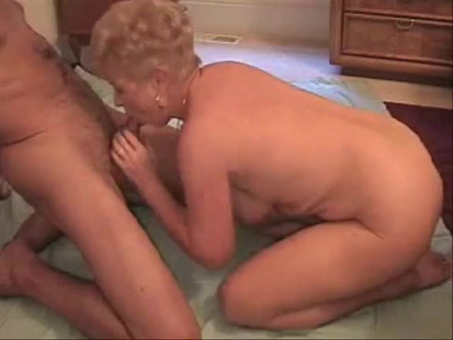 Granny Footjob Big black dick in asian