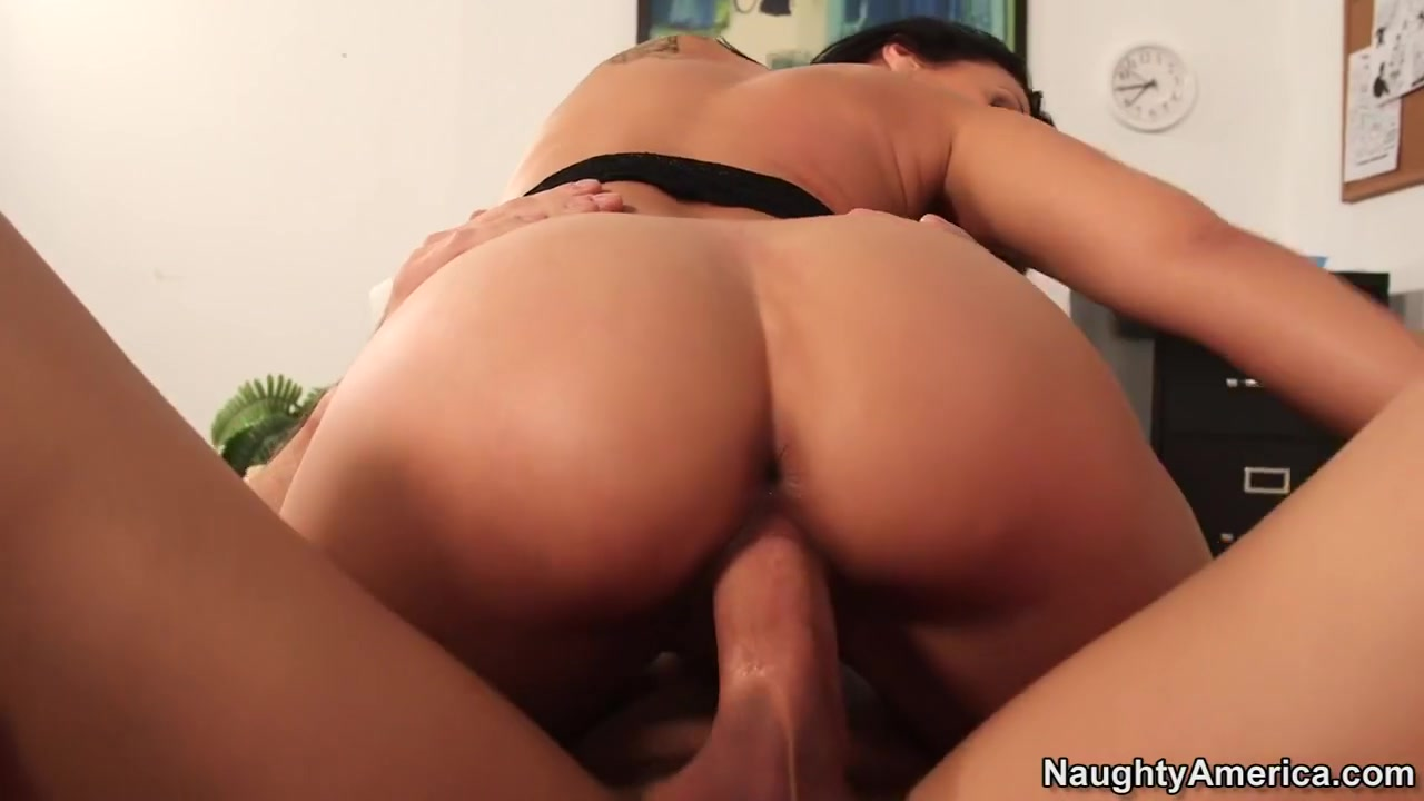 Rachel Starr & Johnny Castle in Naughty Office girl and old man sex