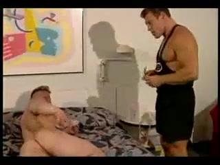 Honey home Friend fucks my wife in ass