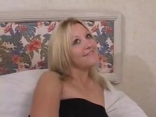 Innocent blonde college girl in a wild gangbang Amsterdam fisting vod