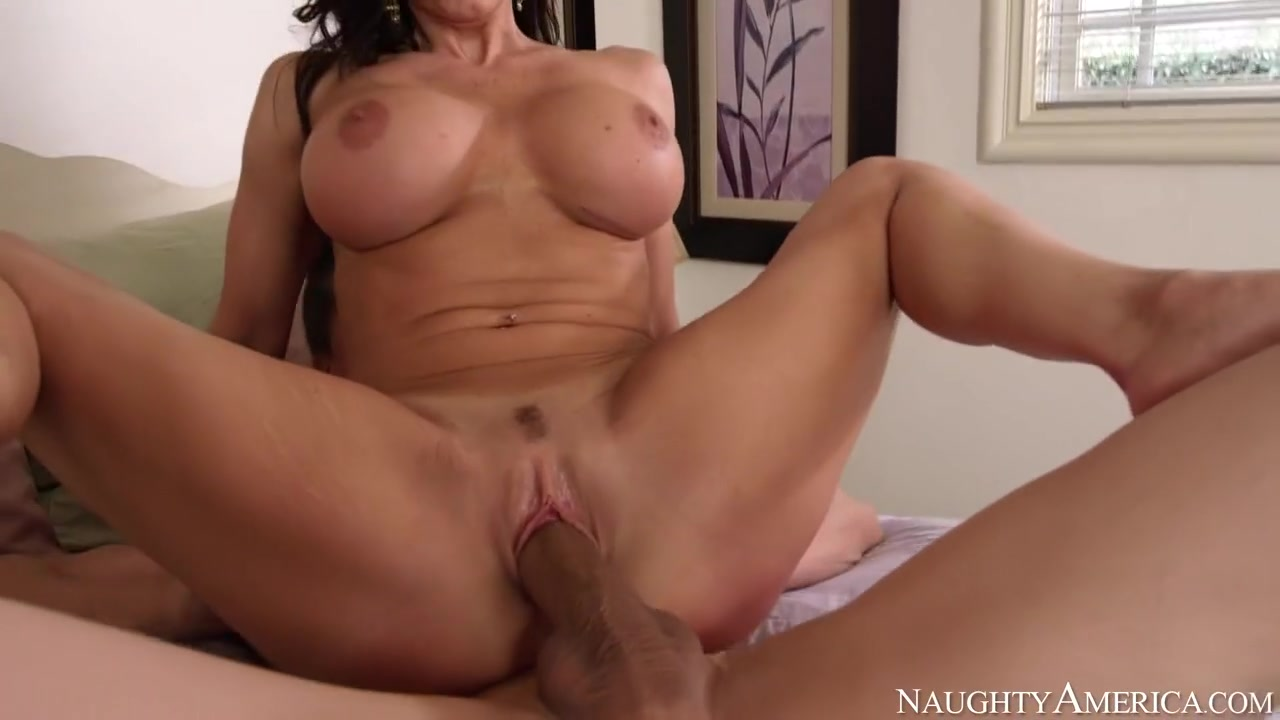 Step Mom Fucks Big Cock