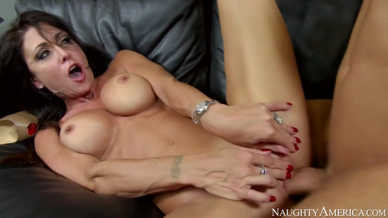 Jessica Jaymes & Chad White in Seduced by a Cougar Zoe salmon topless