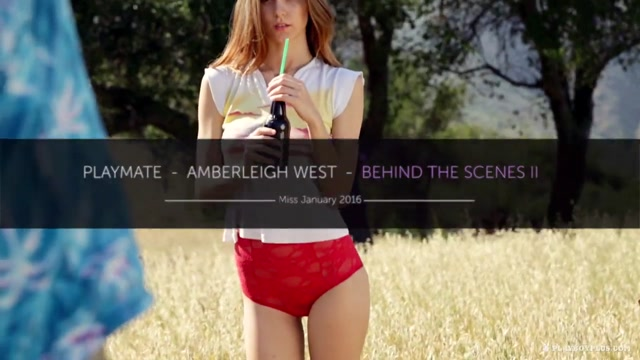 Behind the Scenes Miss January 2016 Amberleigh West - PlayboyPlus Mega tits mobile
