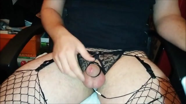 E-stim Urethral Sounding with Cock Harness Sex girl in Pirgos