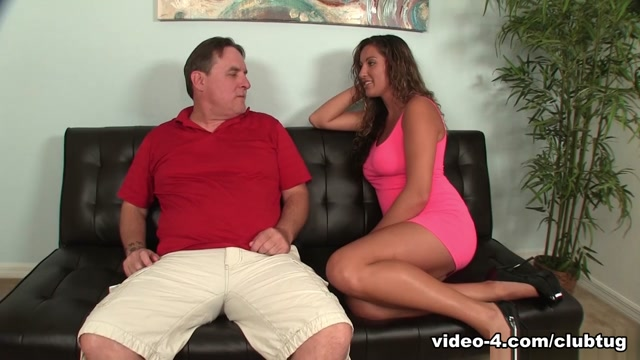 Uncle Joe Spurts Buckets - ClubTug woman in glasses teaches brunet blowjob back stage youporne