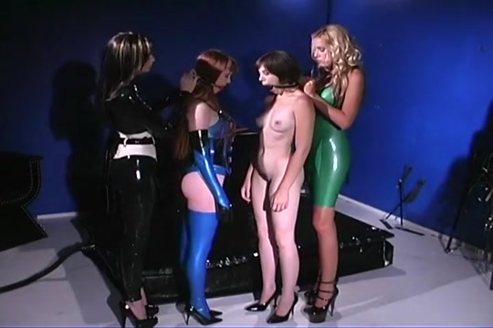 Slave Girls Immobilised In Tight Latex Wwwwsex Nre
