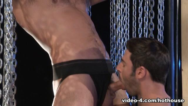 Derek Atlas & Dario Beck in Fuck Hole, Scene #01 - HotHouse Amateur chicana porn