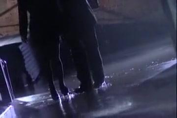 Anal in the rain