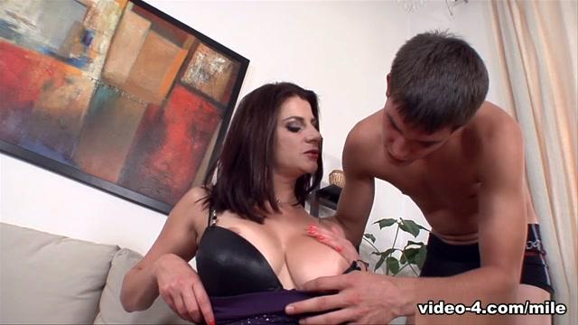 Eva Notty in Big Breast Addicts - MileHighMedia