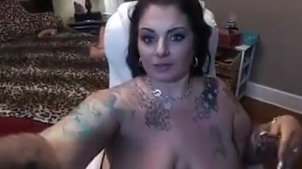 BBW reifen setzen hitachi in ihre Muschi one woman used the one night