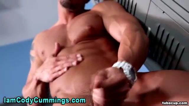 Cody Cummings locker room jerk off celebrity fucking video clips