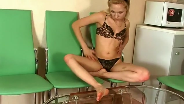 Hot Blonde Belle frome Russia 3