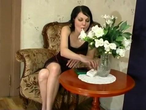 Russian mature Flora fuck