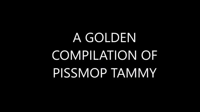 TAMMY FELLATRIX IN PISSMOP PARADE arap sex club tv