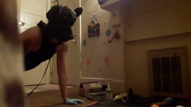 Anal stretching anal bowling insertion pin