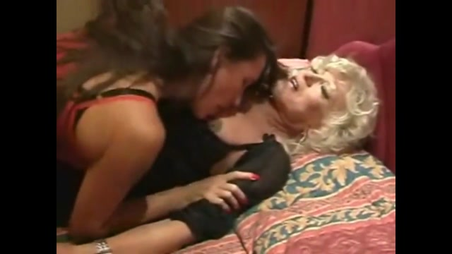 Sexy Milf Seduces CD tiny ass getting fucked