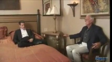 Mature gay man fucks the younger stud in a hotel Pregnant fucks monkey rocker