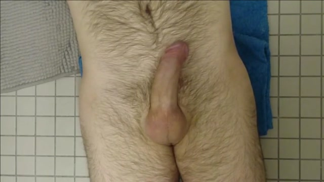 Hairy uncut throbbing and cumming up at you Blow job xxx video