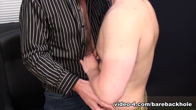 Martin Pe and Phil Mehup - BarebackThatHole Sexy tranny with a fleshlight
