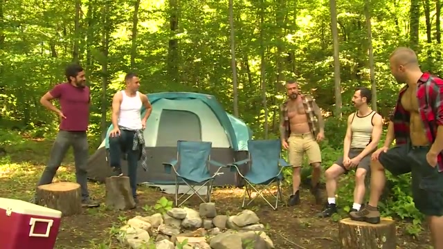Camp Story Pt 1 chy man seduces his friend