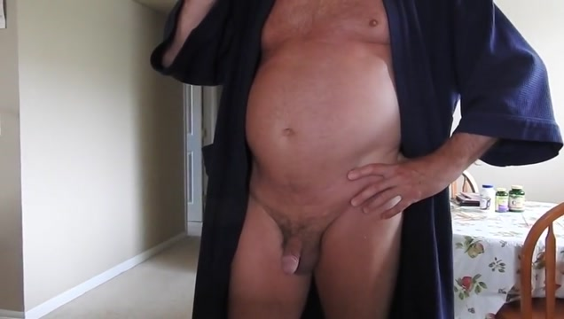 Mature man having a phone conversation. cock fishing big cock fishing carnal fishing for old dick