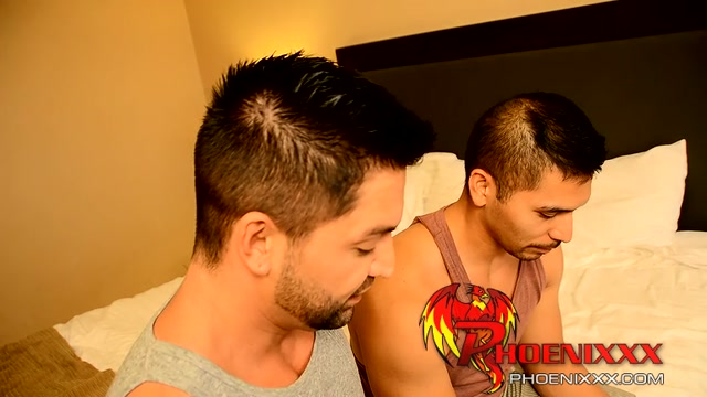 Spencer Fears Losing His Beard - Dominic Pacifico And Spencer Williams - PhoeniXXX free melissa midwest fuck videos