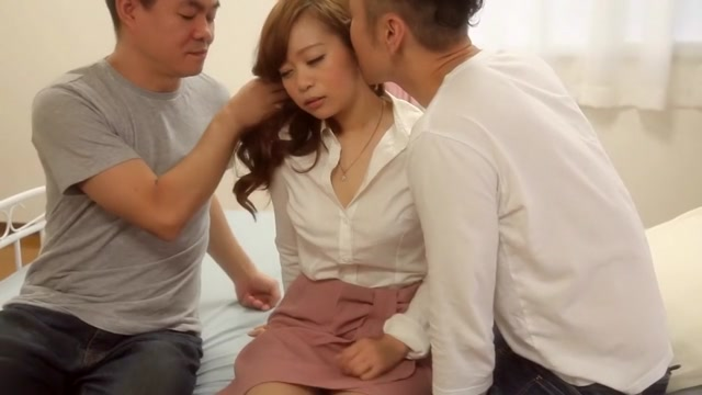 Horny Japanese slut in Exotic MILF, Cunnilingus JAV movie