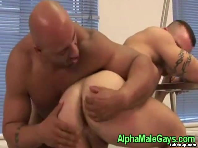 Gay stud rimming and fucking pals ass Dancing with stars + strip