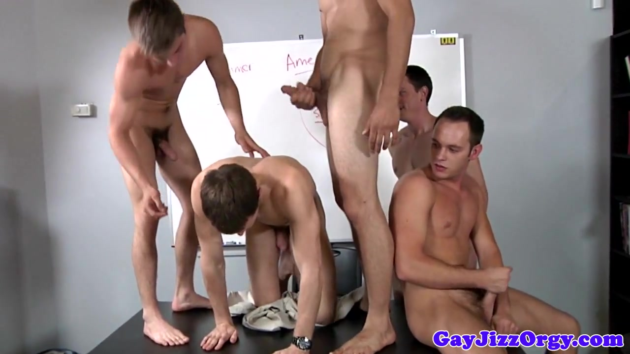 Classroom orgy with Jason Denvers pals Tattoo don t tread on me