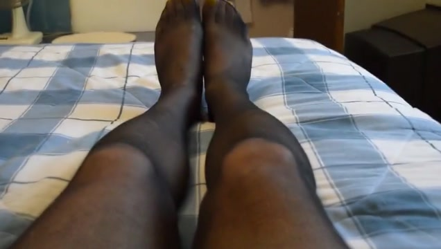 Rubbing Pantyhose Legs and Feet Again download free gay voyuer movies