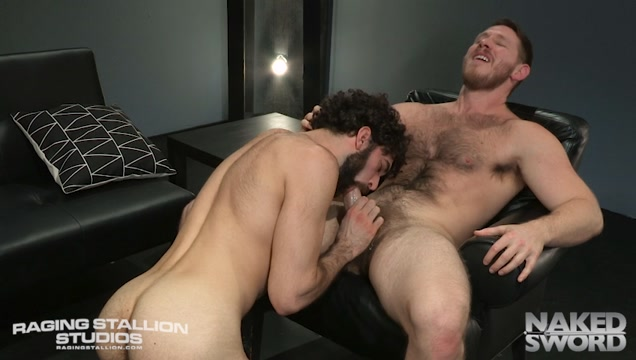 Shut Up And Fuck Me! - Raging Stallion naked lunch michael hollinger