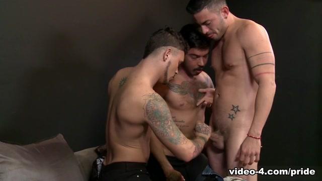 Seth Knight & Cesar Rossi in Couples Portrait - PrideStudios Household objects for anal penetration