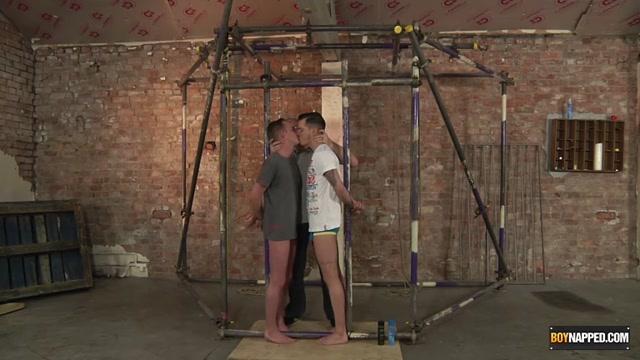 Double Dick Sucking Fun! - Cameron James, Nathan Hope And Sebastian Kane - Boynapped Sweet girls hd sex video