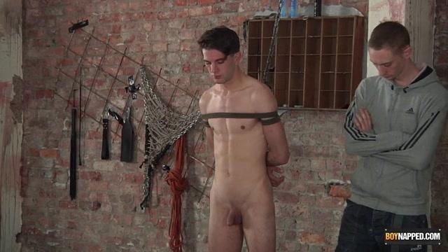 Hot Ross Takes A Beating! - Ross Drake And Ashton Bradley - Boynapped Exgirlfriend handjob pics