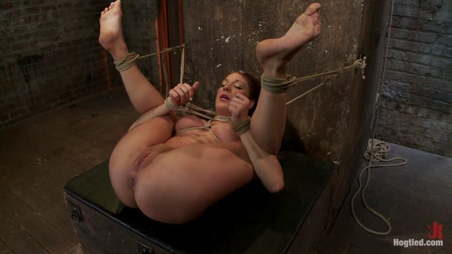 Amy Brooke Is Brutally Orgasmed To Near Hysteria The Light Are On But Shes Not Home - HogTied Girls at a toy party