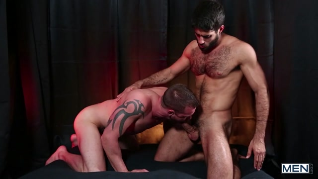 Darin Silvers & Diego Sans in Exploring : Man - MenNetwork Adult education motivation relationship