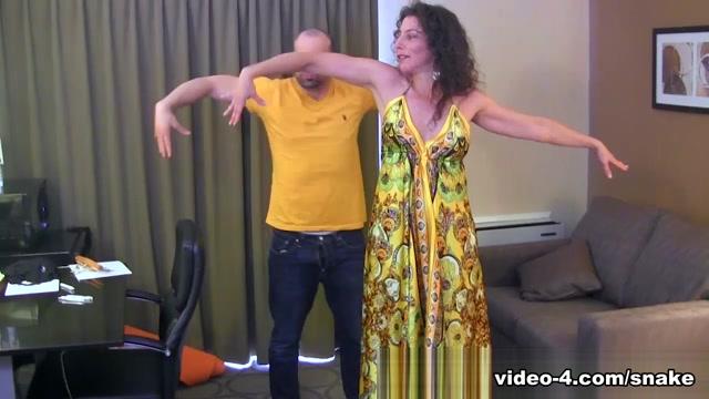 Kaly Simone & Rick Hard in Namaste, Now Fuck Me - ShakeTheSnake hot mom son xxx video