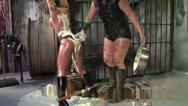 Super Messy Wedgie Femdom dirty talk joi
