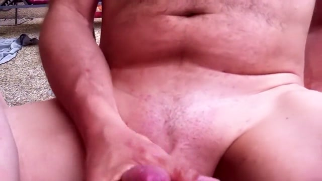 Hot Thing fucked on a table outside.... ass student the fucking male