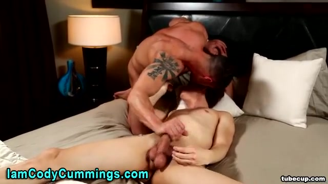 Cody Cummings tugs twinks cock Waking Me Up In A Pleasant Way