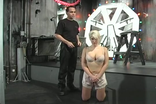 Hot Ebony Chick Gets Strapped And Mistreated Like A Slut