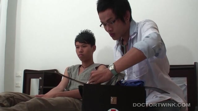 Dr Albert and Jimmy - DoctorTwink naked vedio