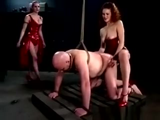 Dominatrixes Fucking A Worthless Slave mother three sons sex story