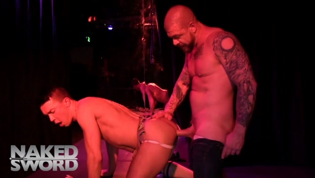 GoGo Gangbang - Dark Alley Media Lick my balls red team