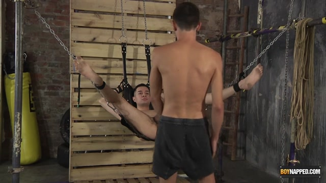 Spanked Stuffed With Cock - Mason Madison Xavier Sibley - Boynapped Gay porn movies gay tube