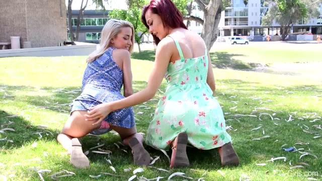 Paisleys First Girlfriend - FTVGirls