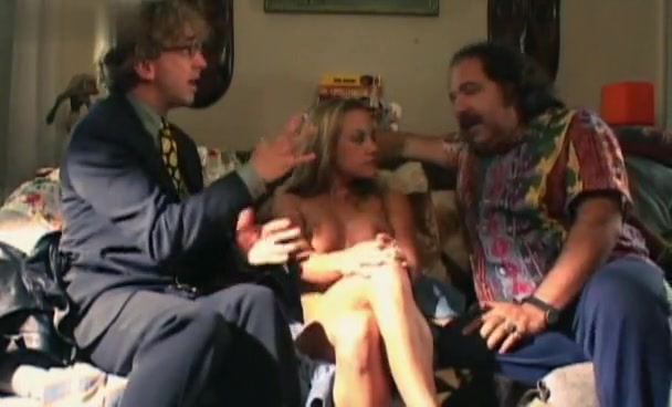 Various Actresses,Gauge,Kira Eggers in Being Ron Jeremy (2003) Halle Von and Busty Abigail Mac