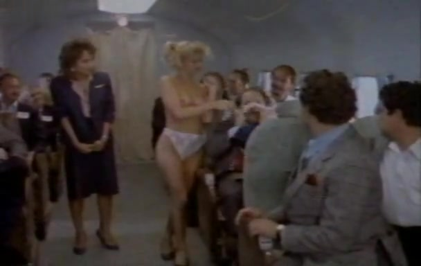 Iris Condon,Michele Burger,Renee Way,Jacqueline Palmer,Jill Johnson,Laura Albert in Party Plane (1988) Mother Baby Son Xxx Home