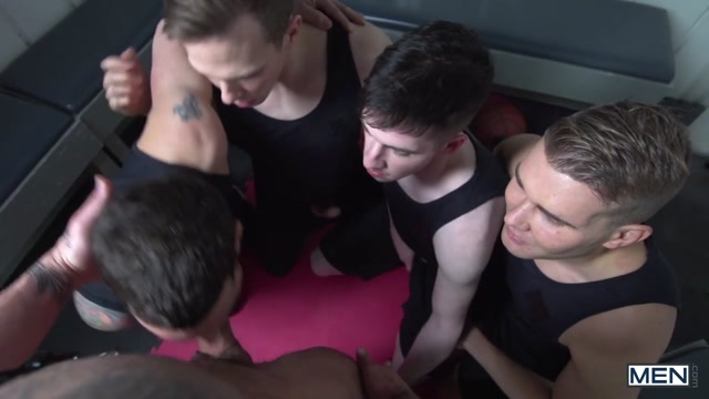 Ethan Chase & Jordan Fox & Pierre Fitch & Thyle Knoxx & William Seed in Snap! Part 2 - MenNetwork Primary purpose sex addicts telephone meeting