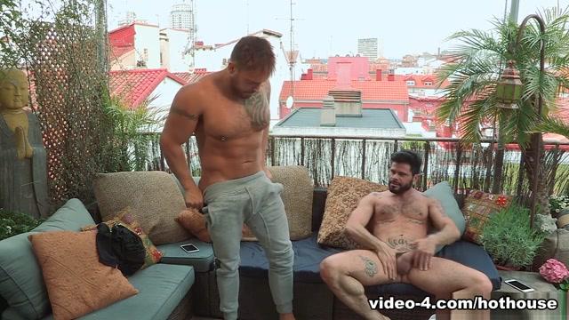 Viktor Rom & Mario Domenech in Men of Madrid, Scene #04 - HotHouse pamela anderson sex photo